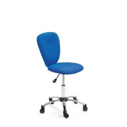 ebuy24 Gaming-Stuhl Mals Bürostuhl Kinder Kinder, blau, chrom.