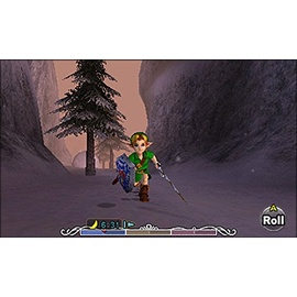The Legend of Zelda: Majora's Mask (USK) (3DS)