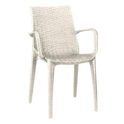 SCAB Designer-Stuhl LUCREZIA mit Armlehnen h74123