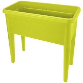 Elho Green Basics Anzucht Tisch XXL 75,5 x 36,5 x 65 cm lime