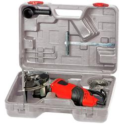 Einhell Mini-Handkreissäge TC-CS 860 Kit, 450 W, 6000 U/min, mit Parallelanschlag