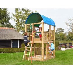 Spielturm Jungle Farm