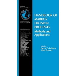 Handbook of Markov Decision Processes Methods and Applications