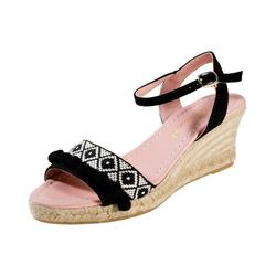 Pretty Ballerinas Keil-Sandalette Sandale 40