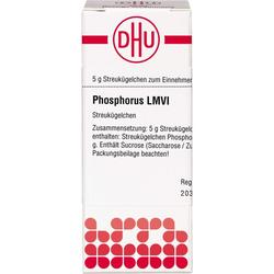 LM PHOSPHORUS VI Globuli 5 g