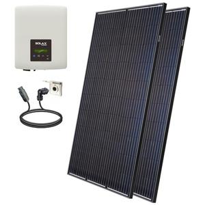 Solax Minisolar Komplett Set   600 Watt   inkl. Einspeisesteckdose