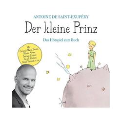 Edel Hörspiel CD Der Kleine Prinz (Hörspiel zum Buch)