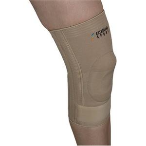 arthrosan AKVF20H Knie-Bandage mit Klettband Velcrofixierung/ haut S