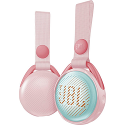 JBL JR POP Bluetooth-Lautsprecher (Bluetooth, 3 W) rosa