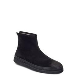 Gant Cloyd Mid Zip Boot Shoes Boots Winter Boots Schwarz GANT Schwarz 46,41,43,42,44,45,40