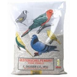 Oesterschelpengrit voor vogels  5 x 2.2 kg