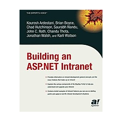 Building an ASP.NET Intranet. Michael Palermo  - Buch