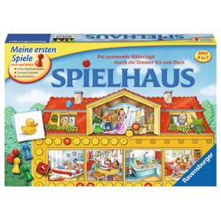 Ravensburger 21424 - Spielhaus