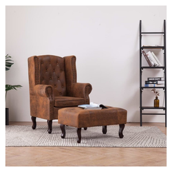 vidaXL Chesterfield-Sessel