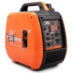 2.0KW Portable Power Gas Inverter Orange - ETQ