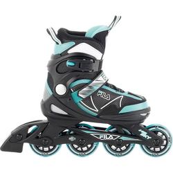Fila Skates Inlineskates Inlineskate J-One Sky black/mint Größe M (32-36) 32-36