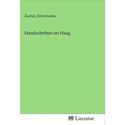 Handschriften im Haag als Buch von