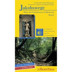 Jakobswege Band 1 Wanderführer