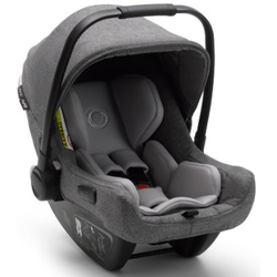 bugaboo Babyschale Turtle Air by Nuna Grey