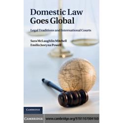 Domestic Law Goes Global