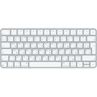 Apple Magic 60%, USB + Bluetooth Aluminium, Weiß