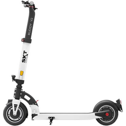 SXT Scooters BuddyV2-E E-Scooter Weiß Lithium 36V 10.4Ah Straßenzulassung: Deutschland