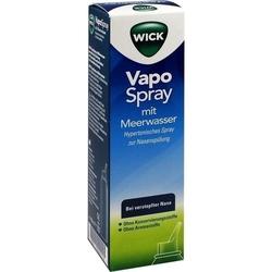 WICK Vapospray zur Nasenspülung Hypertonic 100 ml