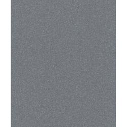 Rasch Vliestapete GLAM, geprägt, uni, (1 St) grau