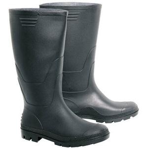 Gartenstiefel Gummistiefel Stiefel Regenstiefgel Farbe schwarz Größe 36-50