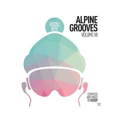 VARIOUS - Alpine Grooves Vol.7 (Kristallhütte) (CD)