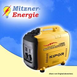 Stromerzeuger Kipor IG 2600