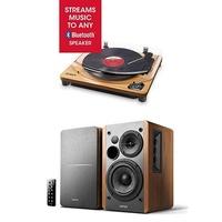 Edifier R1280DB 2.0 Bluetooth-Lautsprechersystem 42 W Holz Verkabelt &
