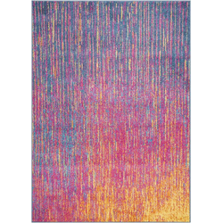 Teppich Passion 09, Nourison, rechteckig, Höhe 9 mm, Wohnzimmer 244 cm x 305 cm x 9 mm