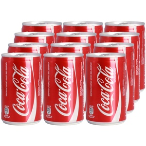 Coca-Cola Mini Cans 12 x 150ml by Coca-Cola