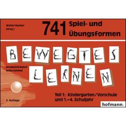 741 Spiel- und Übungsformen Bewegtes Lernen 01