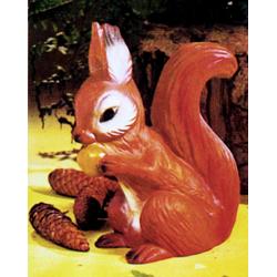 Eichhörnchen - die Deko Figur für Garten, Terrasse, Balkon uvm.