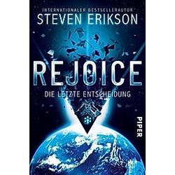 Rejoice. Steven Erikson  - Buch