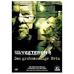 Van Veeteren 4 - Das grobmaschige Netz - DVD  Filme
