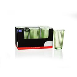 Long Drink LAWE grün Glas grün RITZENHOFF 164466 (BHT 8x14x8 cm) Ritzenhoff & Breker