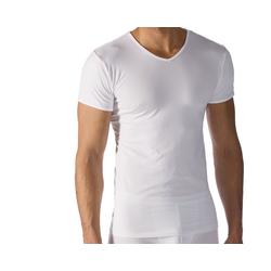 Mey Unterhemd Software T-Shirt mit V-Ausschnitt weiß 6
