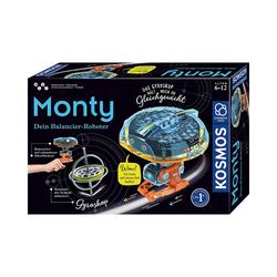 Kosmos Roboter Monty - Dein Balancier-Roboter