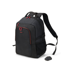 DICOTA Laptoptasche Backpack Gain Wireless Mouse Kit