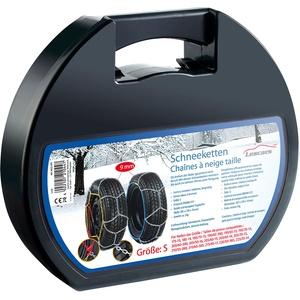 Schneeketten Größe S für Reifen 195/65 R15 u.v.m.
