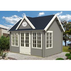 Gartenhaus Clockhouse-44 Royal, mit Imprägnierung