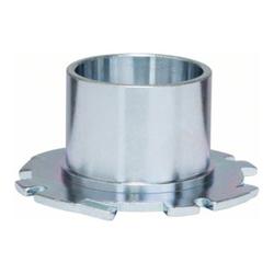 Bosch Kopierhülse für Bosch-Oberfräsen mit Schnellverschluss 30 mm