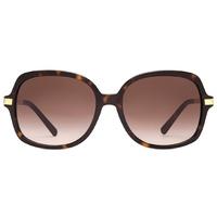 Michael Kors Adrianna II MK2024 310613 dark tortoise-gold / brown gradient