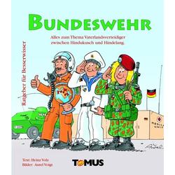 Bundeswehr als Buch von Heinz Volz