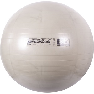 Ledragomma® Original Pezzi® Gymnastikball Biobased, Sand, 75 cm