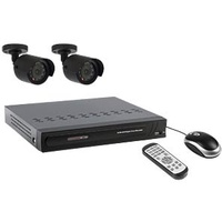 Valueline Analog-Überwachungsset SVL-SETDVR30 inkl. 2 Kameras