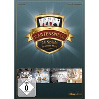 24-in-1 Kartenspiele Deluxe Box (USK) (PC)